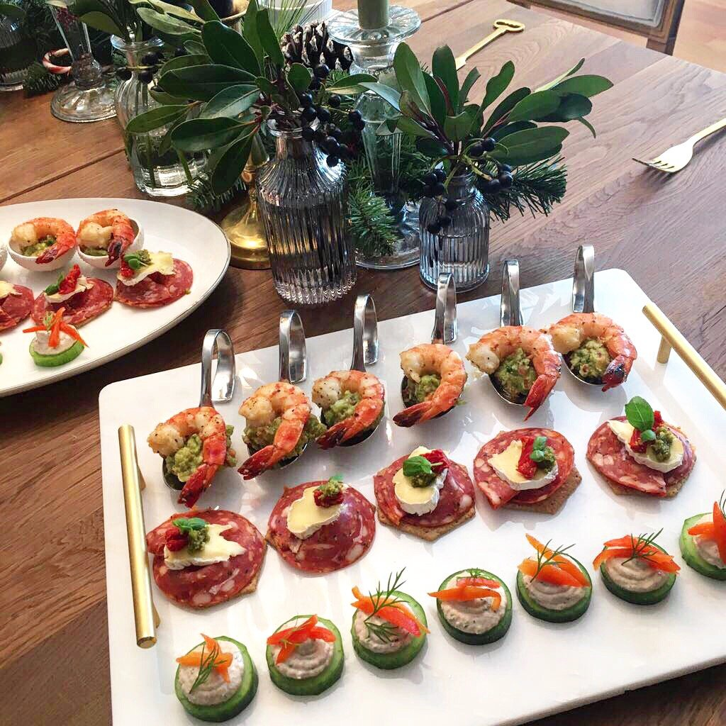 Рецепты канапе