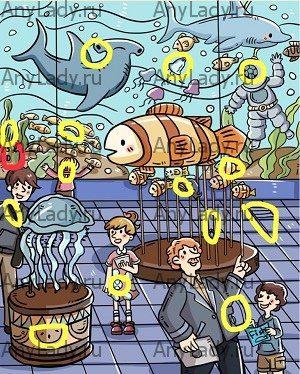 Океан Уровень 7