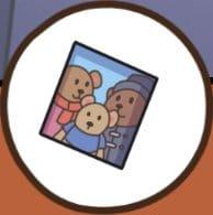 Картинка с животными в одежде