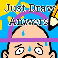 Just Draw — Drawing Puzzles Ответы