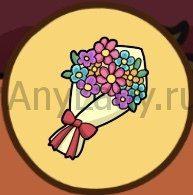 Find out букет с цветами