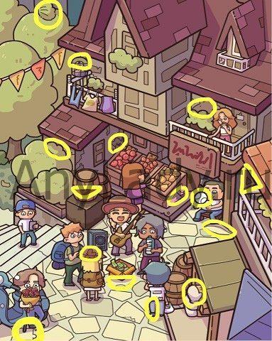 Find out Детектив Скрытые Глава 8 Уровень 8
