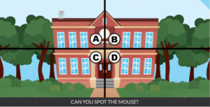Spot the mouse Уровень 5