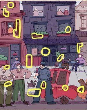 Ответ на Уровень 42 Детектив Скрытые Find out