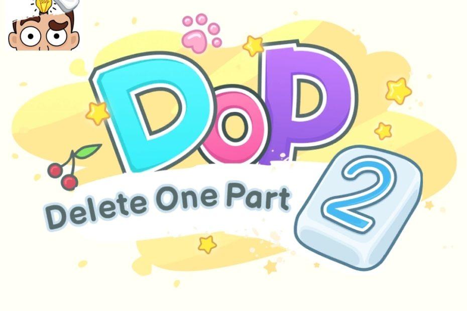 DOP 2: Delete One Part Ответы на Все уровни