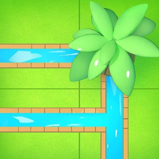 Water connect puzzle Ответы и Прохождение на Все уровни